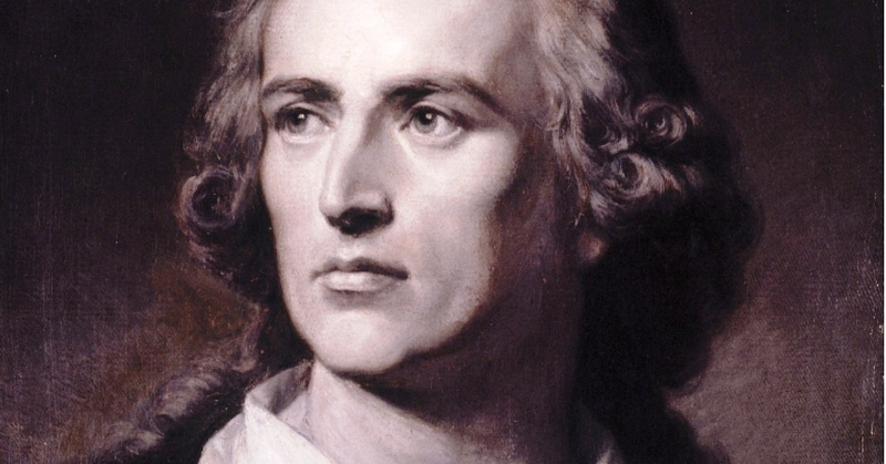 Friedrich Schiller German poet, philosopher