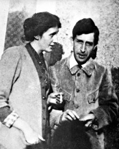 Virginia Woolf and Leonard Woolf