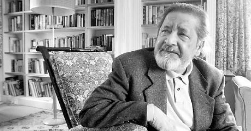 author v. s. naipaul