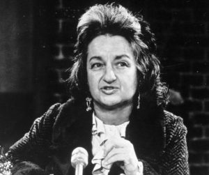 American writer betty friedan