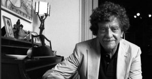 lecture of american writer kurt vonnegut in hindi